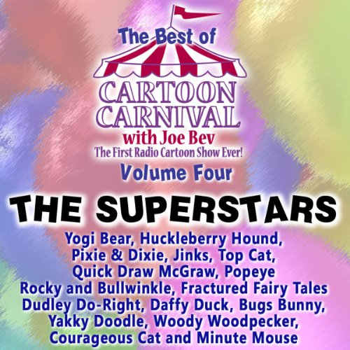 The Best of Cartoon Carnival, Volume 4  Audiolibri