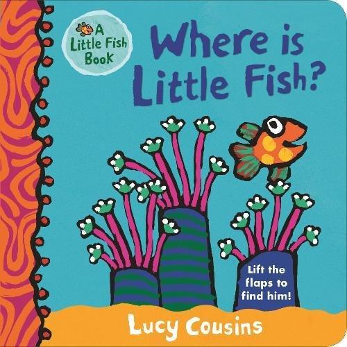 Where Is Little Fish por Cousins Lucy