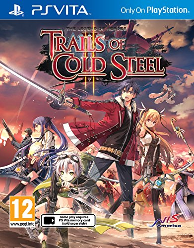 The Legend of Heroes: Trails of Cold Steel II (PlayStation Vita) (New)