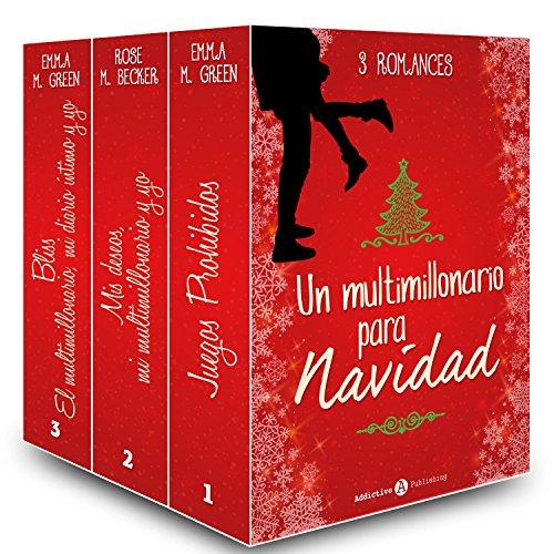 Un multimillonario para Navidad - 3 romances por Emma M. Green