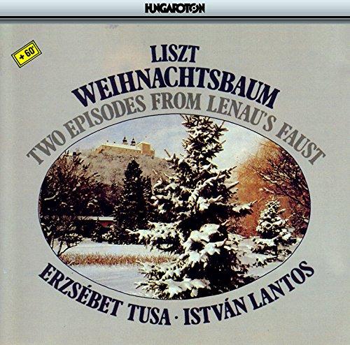 Liszt: Weihnachtsbaum / 2 Episodes From Lenau\'s Faust