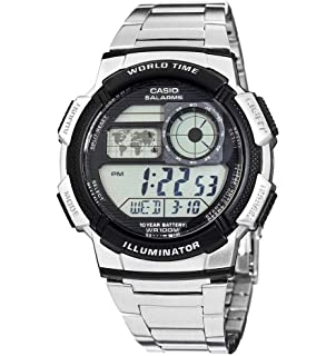 Casio Montres bracelet AE 1200WHD 1AVEF: : Montres  w5Nc4