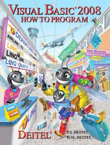 Basic Visual Deitel (Visual Basic 2008 How to Program (How to Program (Deitel)))