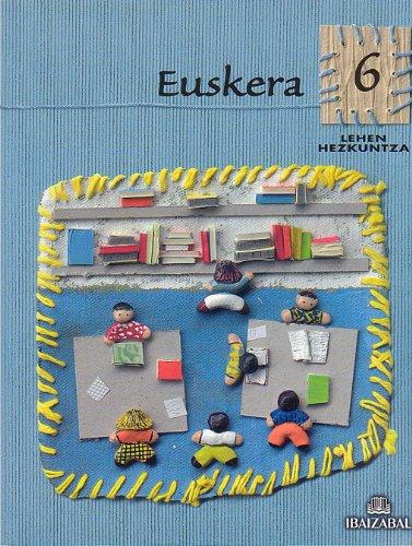 Euskera -LMH 6- (BIZ): Kometa Ibiltaria Proiektua