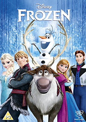 Frozen [DVD] [Edizione: Regno Unito]