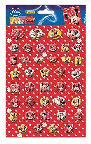 Disney Minnie Maus 3D Sticker 2 [Import allemand]