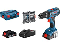 Bosch Professional 18V System accuschroefklopboormachine GSB 18V-28 (max. draaimoment: 63 Nm, incl. 35-delige Impact accessoi