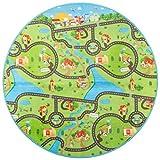 Ultrasport Spielteppich für Trampolin und Garten