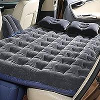 LPY-Cama de colchón de aire inflable del coche auto para el asiento trasero de