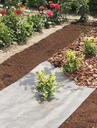 Intermas - INTERMAS - Nappe de jardinage 1 x 10 TERRATEX