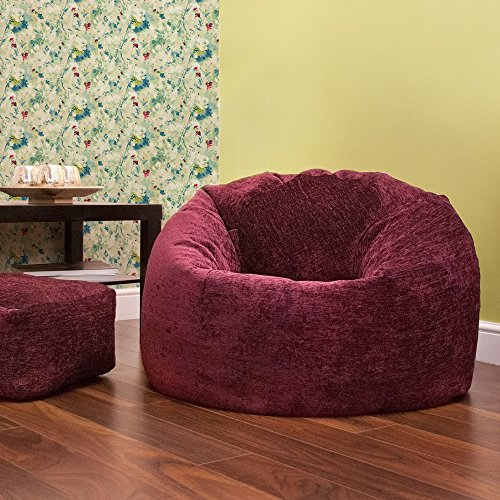 luxury-textured-chenille-panelled-xl-bean-bag-warm-berry-large-bags-from-bean-bag-bazaarr