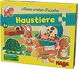 Haba 302410 - Meine ersten Puzzles - Haustiere