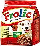 Frolic Complete Mini Hundefutter Rind Karotten und Reis, 1kg