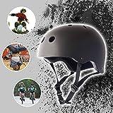 Sunki Classic Commuter Bike Protective Helmet Bmx / Scooter / Skate/ Skateboard Helmet