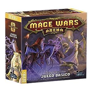 Devir - Mage Wars Arena, Juego de Mesa (BGMAGEW)