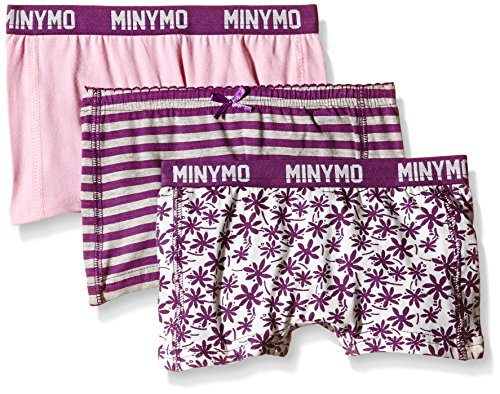 Minymo Chen 65 -Hipster (3-Pack) - Slip - Fille Minymo