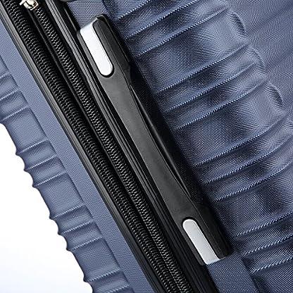 61TzwOU07QL. SS416  - BEIBYE - Maleta , azul oscuro (azul) - 2088