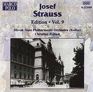 Joseph-Strauß-Edition Vol. 9