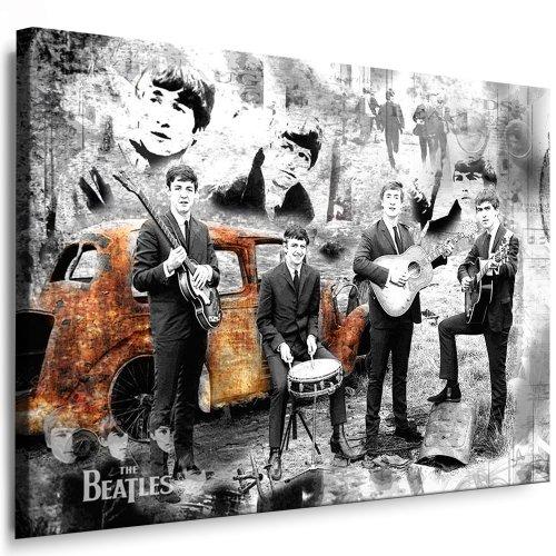 Pop-art-foto (Bild auf Leinwand