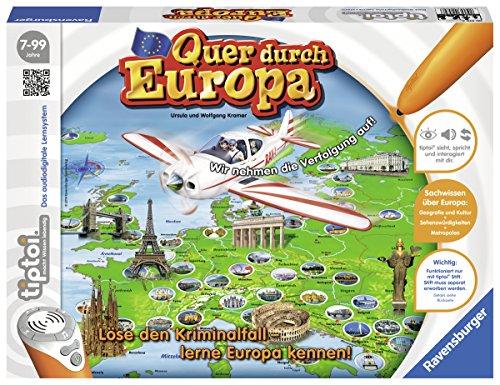 Ravensburger-00579-tiptoi-Spiel-Quer-durch-Europa