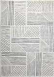 Teppich, ESPRIT, Scribble, grau 160x225cm