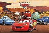 Lag3 Cars-Charaktere Maxi Poster, mehrfarbig