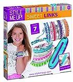 Style Me Up - Freundschaftsbänder knüpfen - Kreativ-set mädchen - Coole Geschenke für Mädchen - SMU-869
