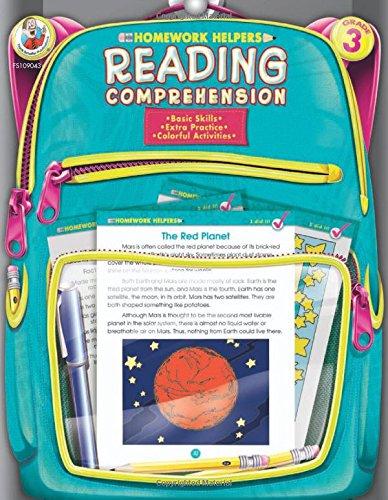 Reading Comprehension, Homework Helpers, Grade 3