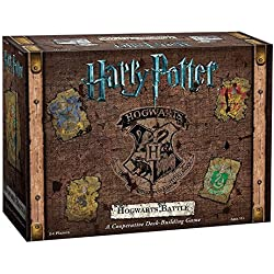 USAopoly Harry Potter Hogwarts - Juego de construcción