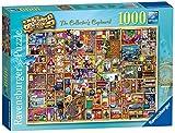 Ravensburger The Curious Schrank Nr. 6–The Collector 's Schrank, Spielset Puzzle, 1000Einzelteile