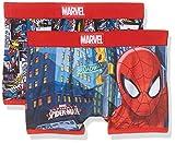 Spiderman Jungen Boxershorts Kid Genius 2er Pack