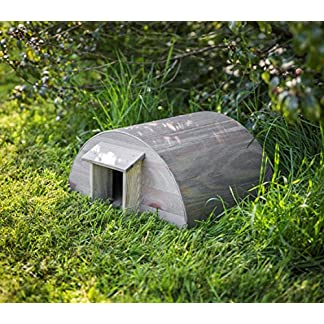 wooden hedgehog house by garden trading Wooden Hedgehog House by Garden Trading 61U 2BnUBSV3L