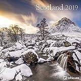2019 Scotland Calendar - Photography Calendar - 30 x 30 cm