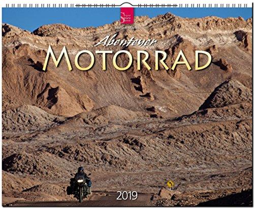 GF-Kalender ABENTEUER MOTORRAD 2019
