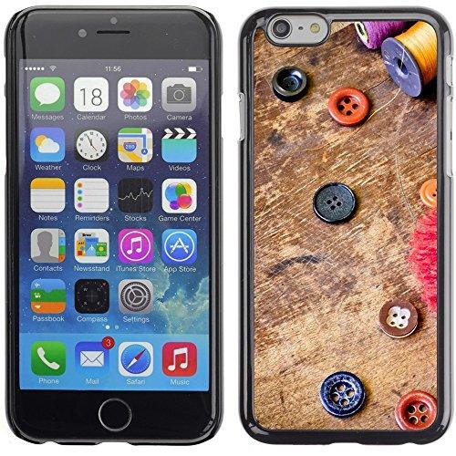 Graphic4You Music Dancer Design Harte Hülle Case Tasche Schutzhülle für Apple iPhone 6 Plus / 6S Plus Design #7