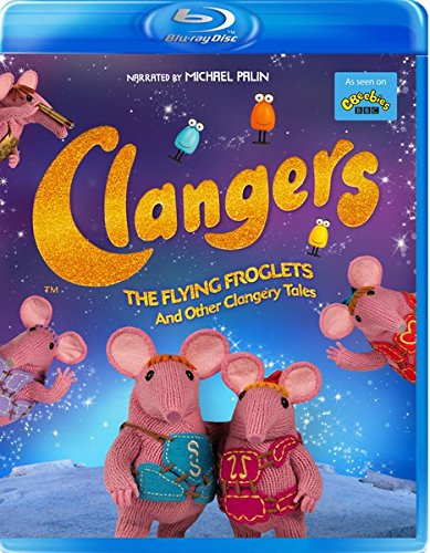 Series 1: The Flying Froglets and Other Clangery Tales [Blu-ray]