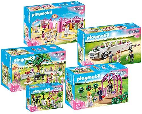 Playmobil Party Boda Set 9226 9227 9228 9229 9230