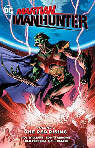 Martian Manhunter TP Vol 2