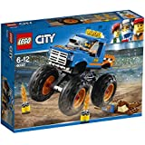 LEGO City Great Vehicles - Camión monstruo (60180)