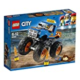 Lego City Great Vehicles Monster Truck,, 26 x 72 x 19 cm, 60180
