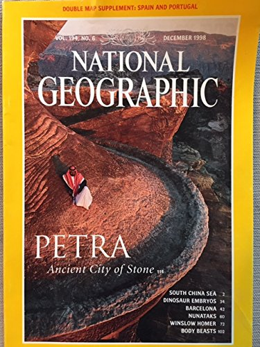 National Geographic: December, 1998