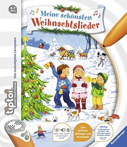 Cover des Mediums: tiptoi; Meine schönsten Weihnachtslieder