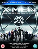 X-Men - The Cerebro Collection (7 Blu-Ray) [Edizione: Regno Unito] [Italia] [Blu-ray]