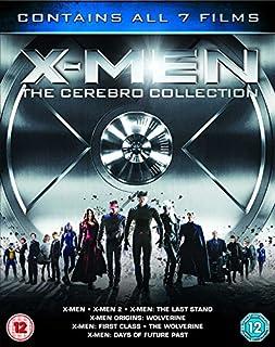 X-Men Franchise - The Cerebro Collection [Blu-ray] [2014] (B00NTSS0UC) | Amazon price tracker / tracking, Amazon price history charts, Amazon price watches, Amazon price drop alerts