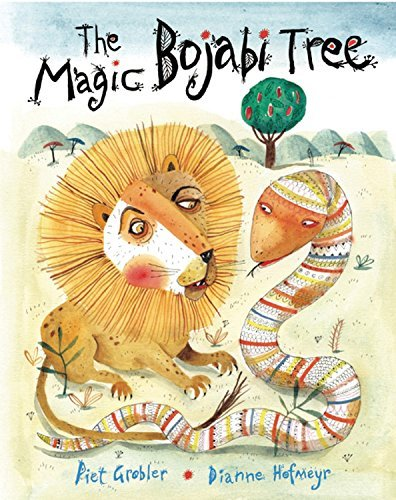 The Magic Bojabi Tree by Dianne Hofmeyr (2013-04-04)