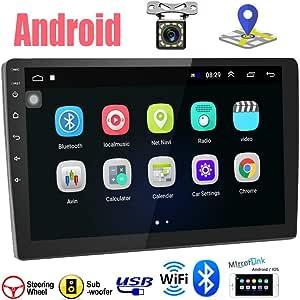Autoradio Double Din Android Navigation Stereo Elektronik