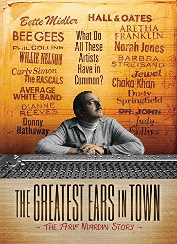 The Greatest Ears In Town: The Arif Mardin Story - Joe Mardin & Doug Bird (Region Free) [DVD] [2010] [NTSC] [UK Import]