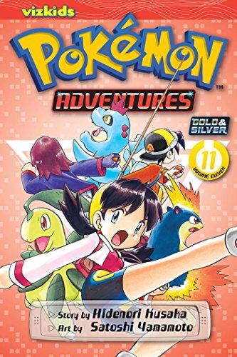 Pokemon adventures. Volume 11