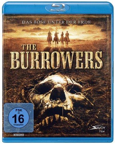 The Burrowers - Das Böse unter der Erde [Blu-ray]