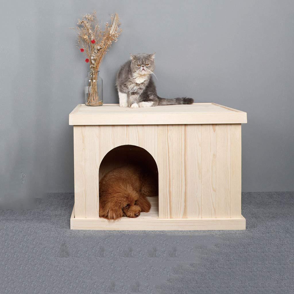 -blu Toilette Per Gatti Igiene E Toelettatura Gatti Toilette Igienica Per Animali Domestici Animali Domestici Di Grandi Dimensioni Con Lettiera Chiusa Per Gatti 52,5 X 40,5 X 40 Cm colore: Blu